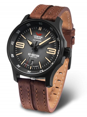 Vostok Europe Expedition North Pole Automatik NH35A 592C554 - B-Ware