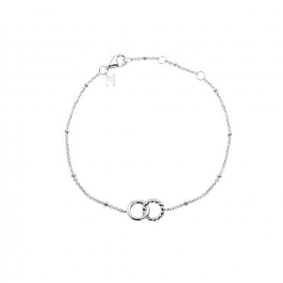 NANA KAY Very Petite Armband Perfect Match Silber ST1809