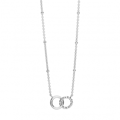 NANA KAY Very Petite Halskette Perfect Match Silber ST1808