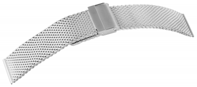 Excellanc Milanaisearmband Meshband Uhrenarmband Armband Metallband 20 MM 8100102-200