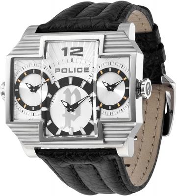 Police Herren-Armbanduhr Analog Quarz P13088JS-04 B-Ware